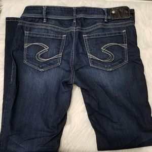 Silver Jeans Jeans - Silver Jeans Suki Straight